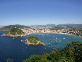 San Sebastián - Swimming with the Basques
